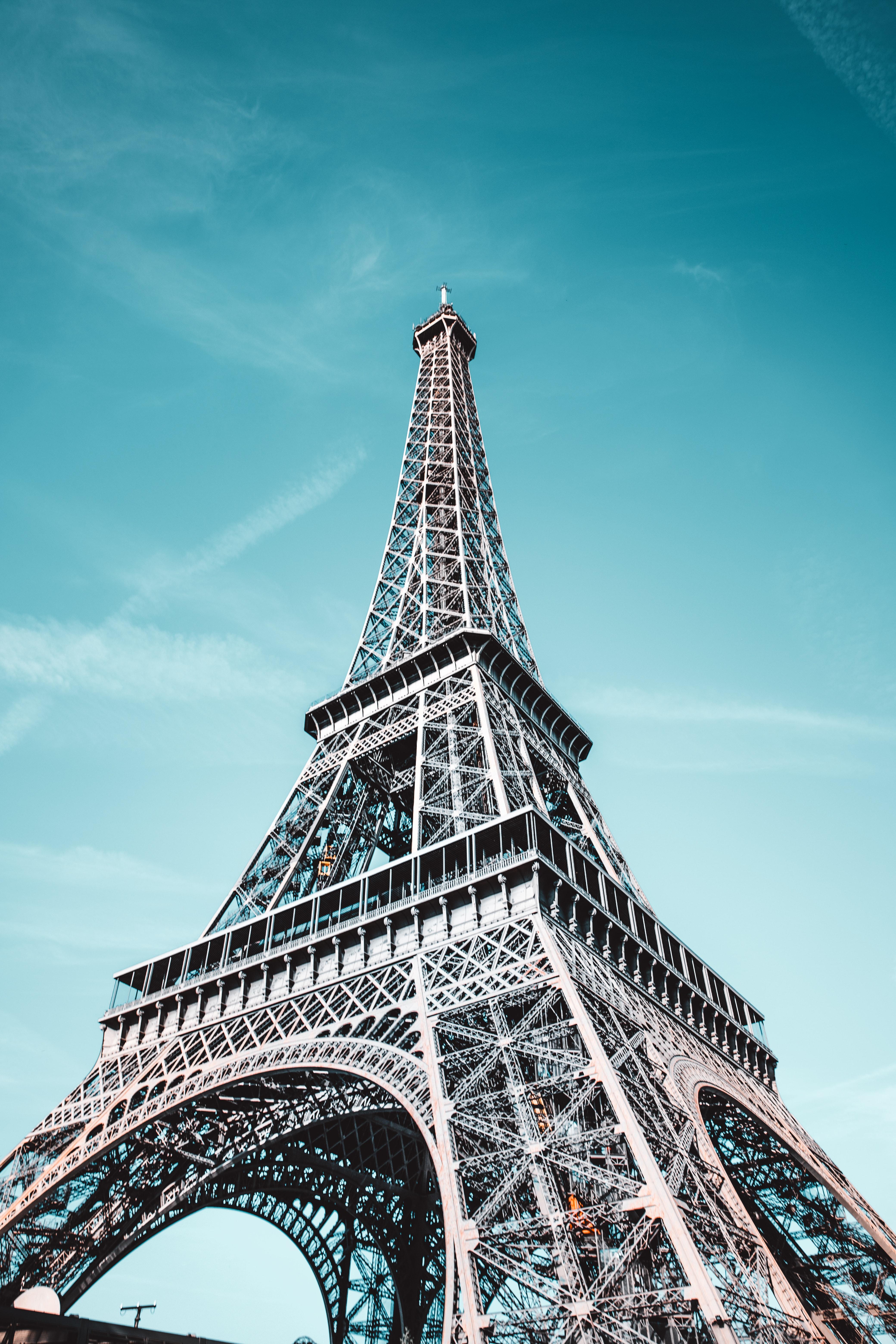 68788 télécharger le fond d'écran Paris, France, Conception, Construction, L'architecture, Villes, Tour Eiffel - économiseurs d'écran et images gratuitement