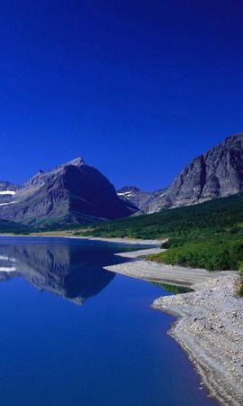 33751 скачать обои Пейзаж, Горы, Озера - заставки и картинки бесплатно