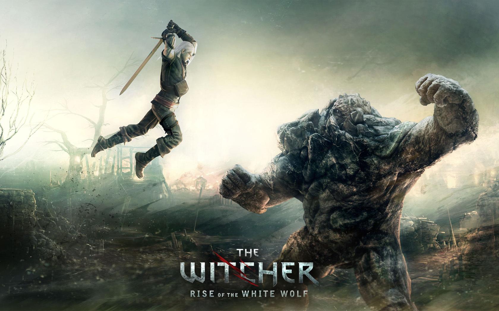 21266 Hintergrundbild herunterladen Spiele, Witcher - Bildschirmschoner und Bilder kostenlos