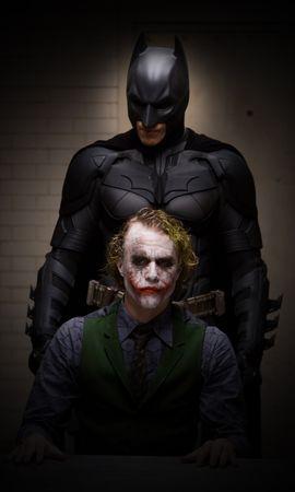 16004 télécharger le fond d'écran Cinéma, Batman, Joker - économiseurs d'écran et images gratuitement