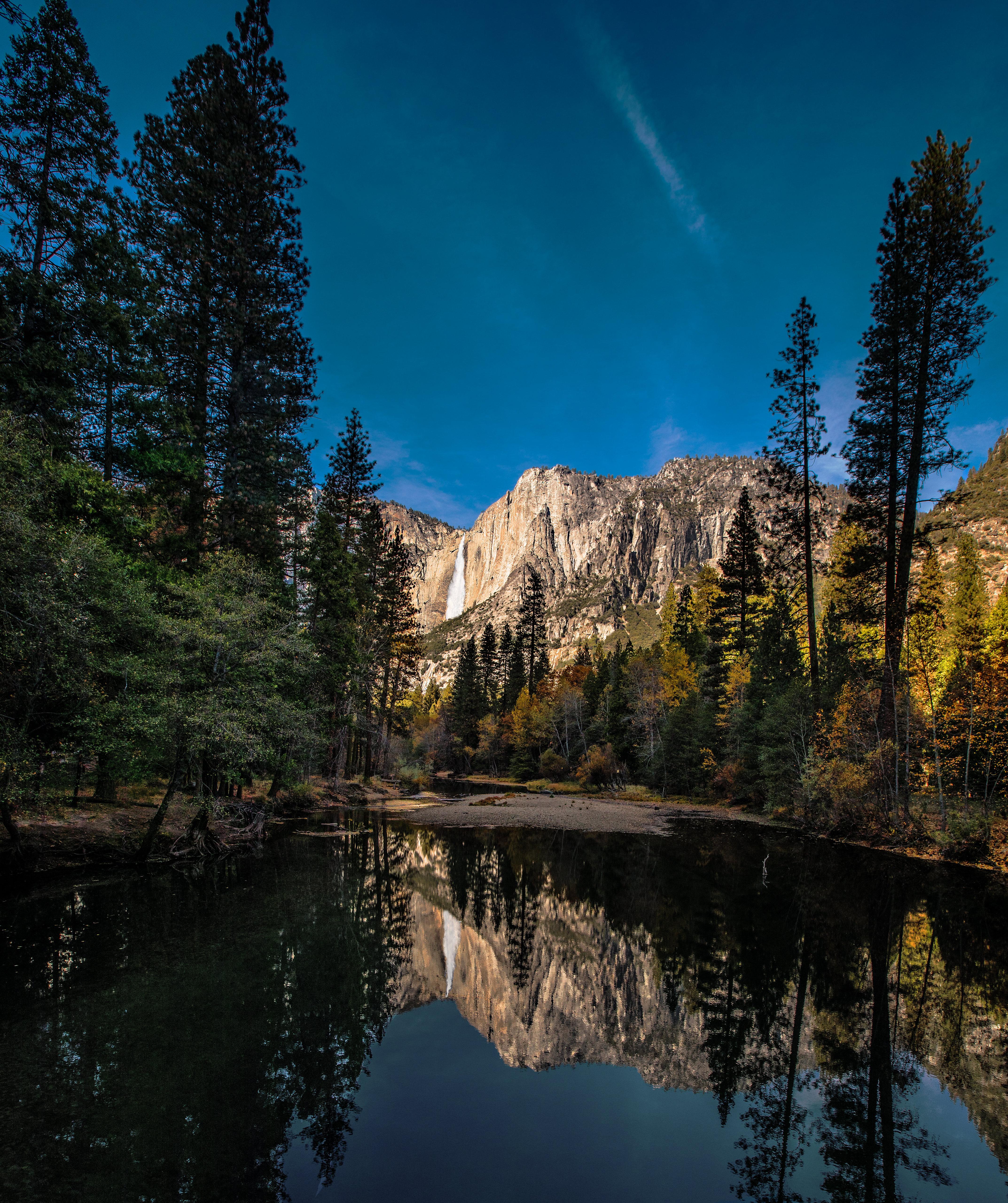 92850 скачать обои Природа, Скалы, Озеро, Пейзаж - заставки и картинки бесплатно