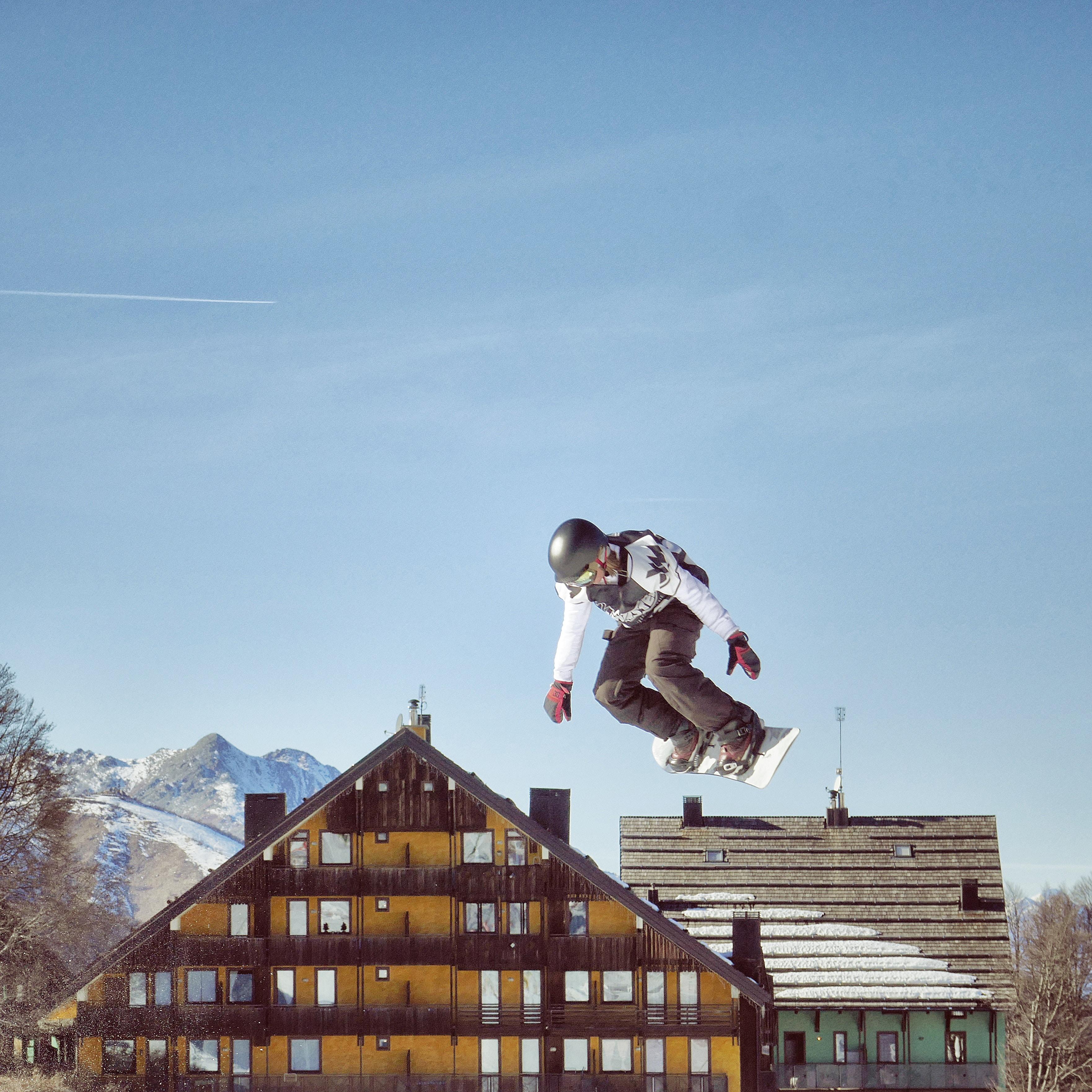 156269 скачать обои Спорт, Сноубордист, Прыжок, Трюк, Экстрим - заставки и картинки бесплатно