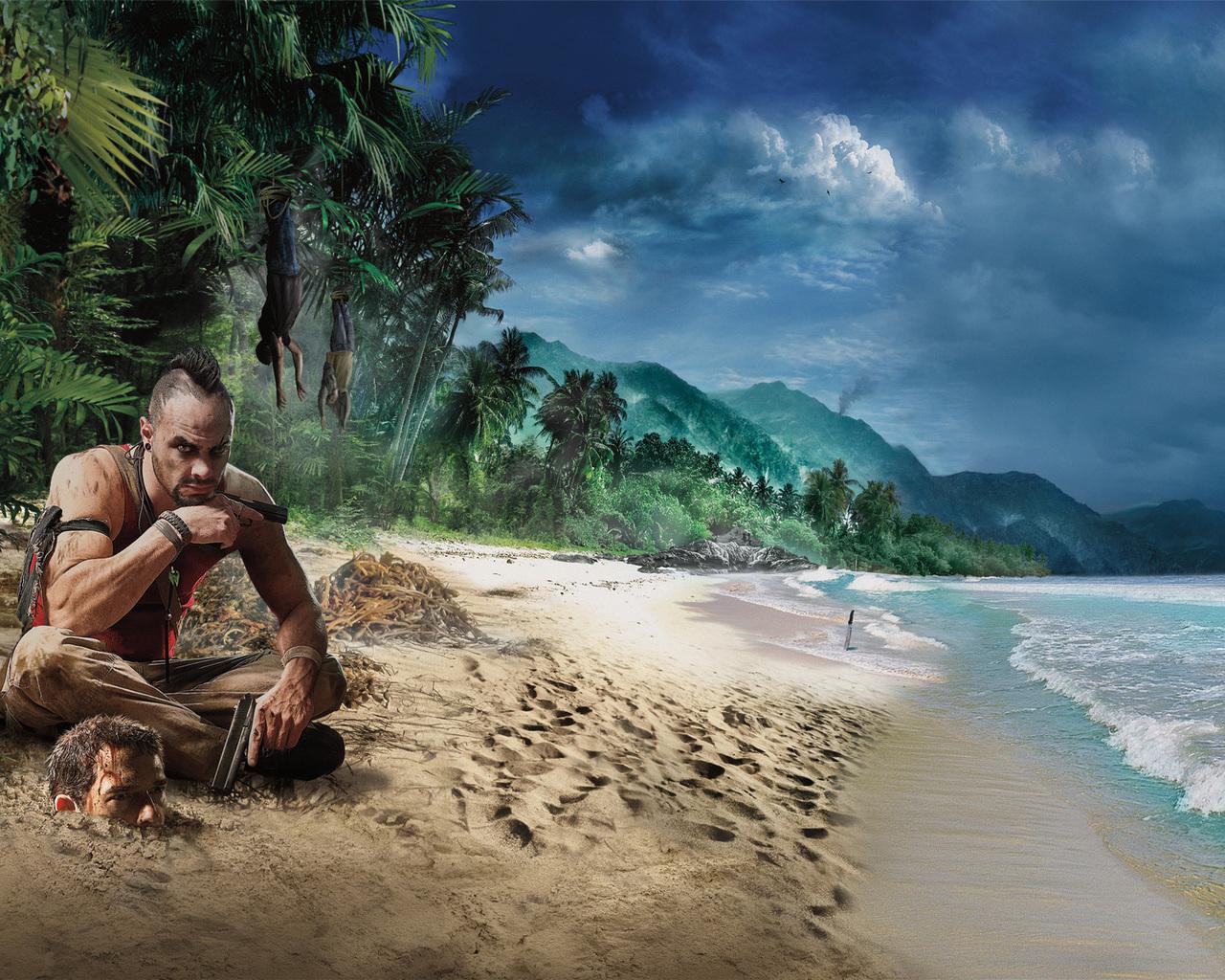 17413 baixar papel de parede Jogos, Far Cry 2, Imagens - protetores de tela e imagens gratuitamente