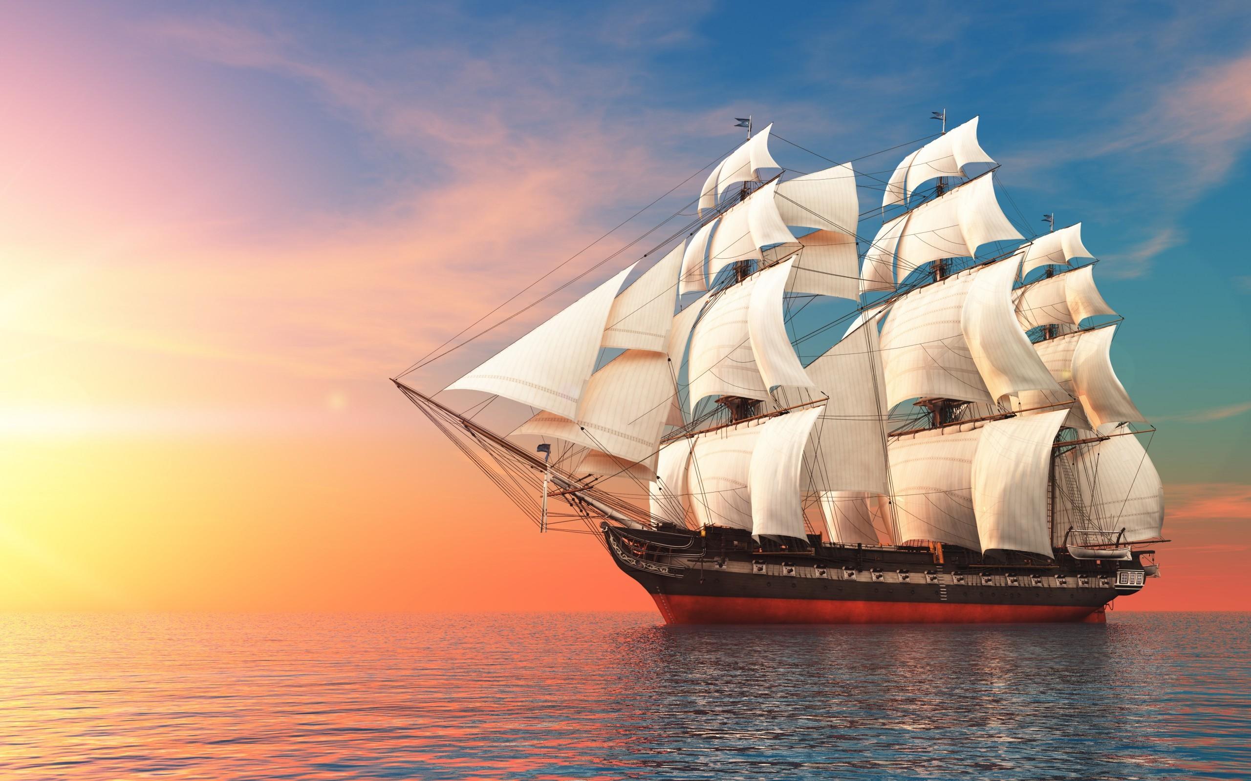 30467 скачать обои Корабли, Транспорт, Море - заставки и картинки бесплатно