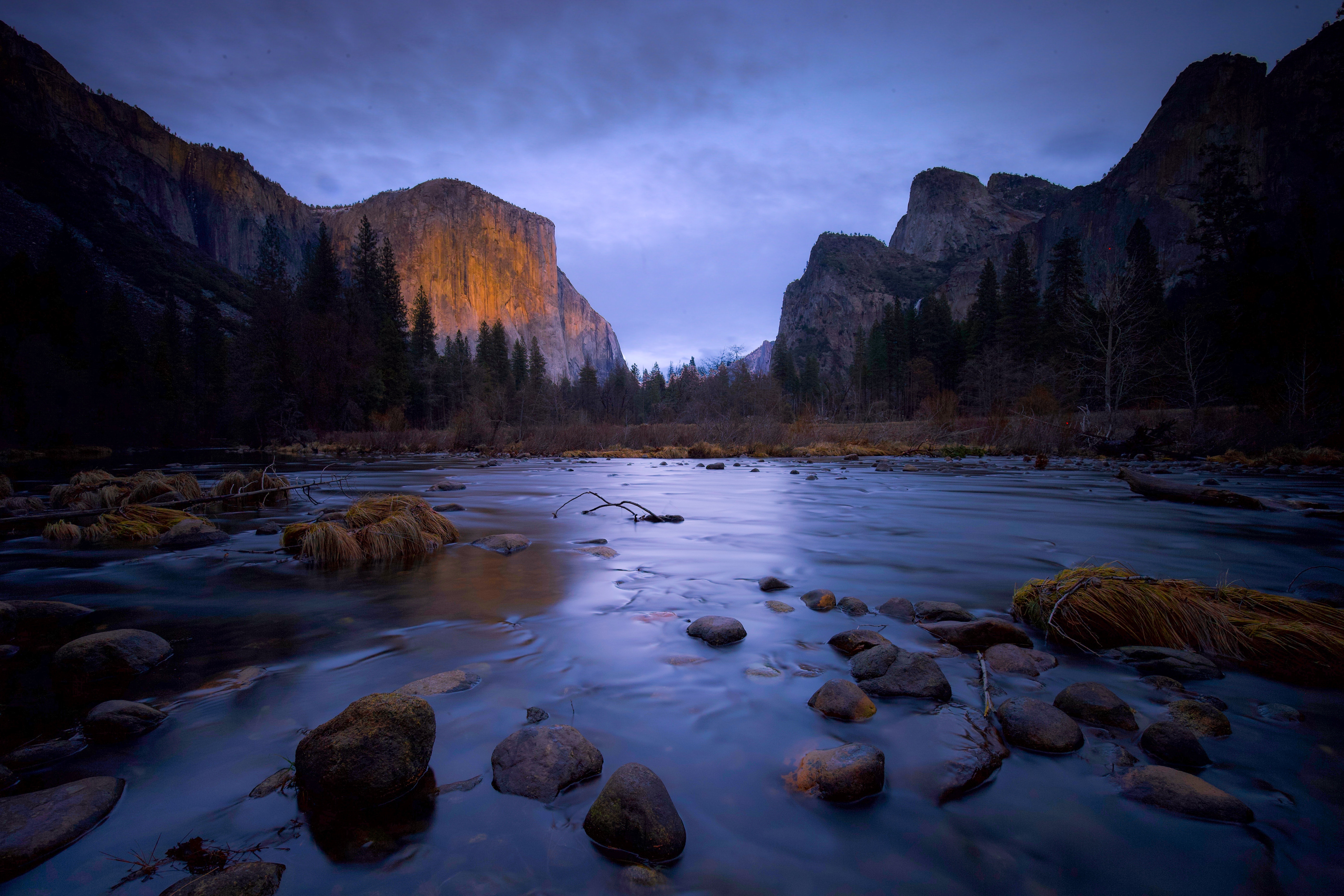 78887 download wallpaper Nature, Rivers, Stones, Trees, Mountains screensavers and pictures for free