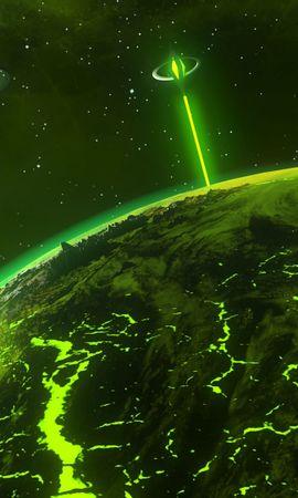 129824 baixar papel de parede Planeta, Universo, Espaço, Cósmico, Fantasia - protetores de tela e imagens gratuitamente