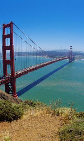 35820 скачать обои Пейзаж, Мосты, Архитектура - заставки и картинки бесплатно