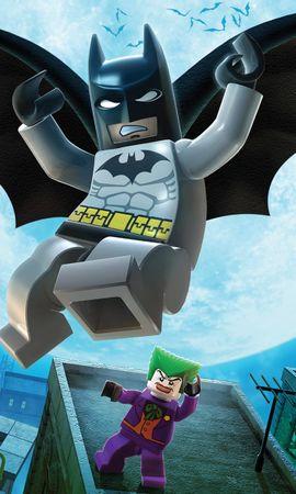 17543 скачать обои Мультфильмы, Фон, Бэтмен (Batman) - заставки и картинки бесплатно
