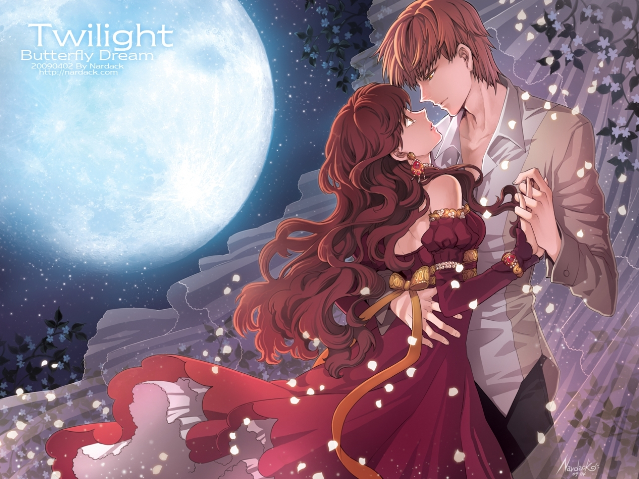 5955 download wallpaper Anime, Twilight screensavers and pictures for free