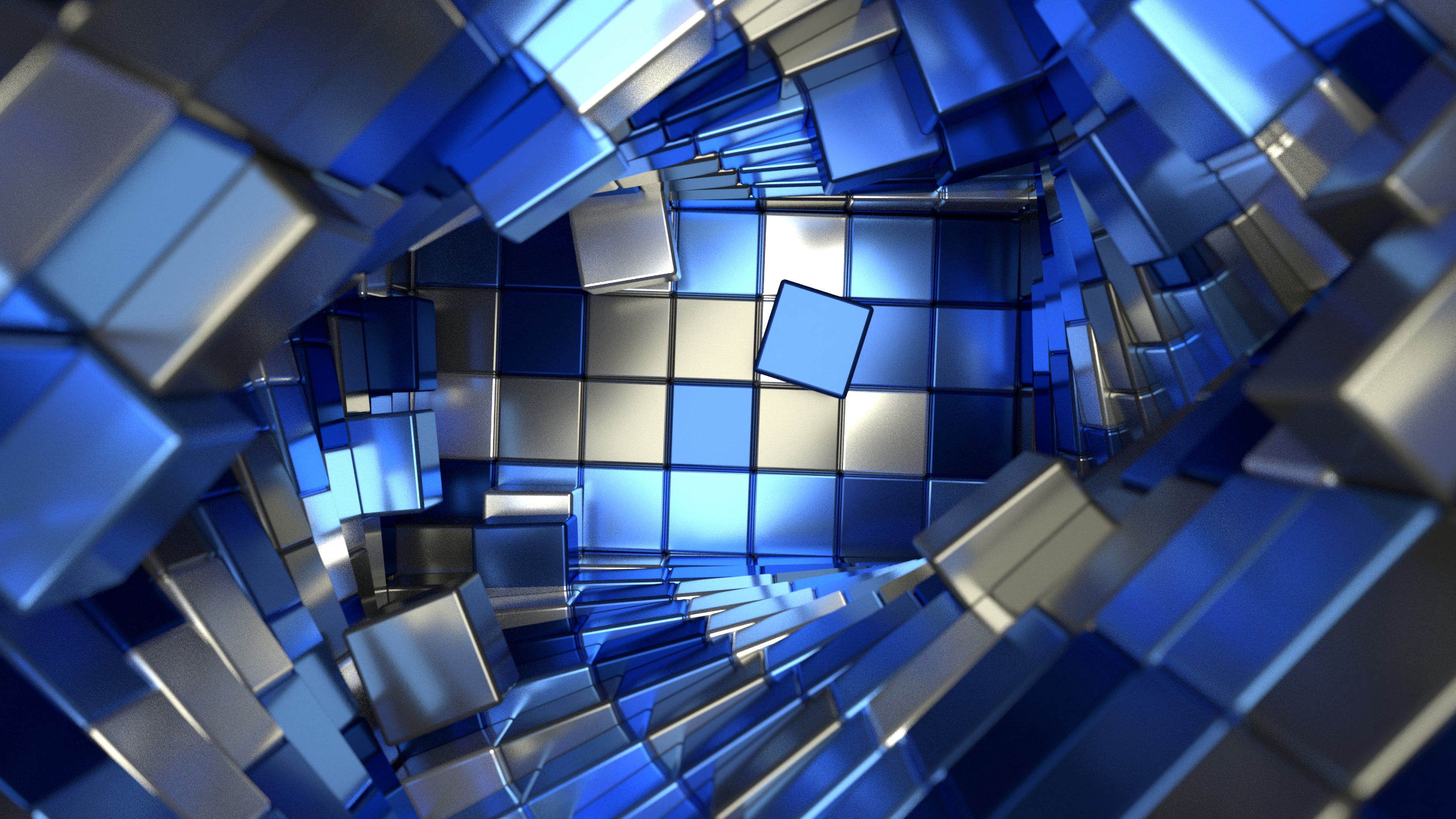 63686 Salvapantallas y fondos de pantalla 3D en tu teléfono. Descarga imágenes de Cubo, Cuadrado, Volumen, 3D, Textura gratis