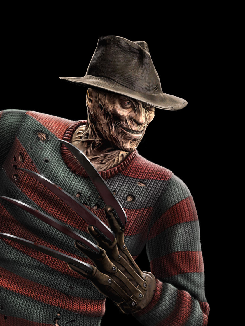 18578 download wallpaper Cinema, Freddy Krueger screensavers and pictures for free