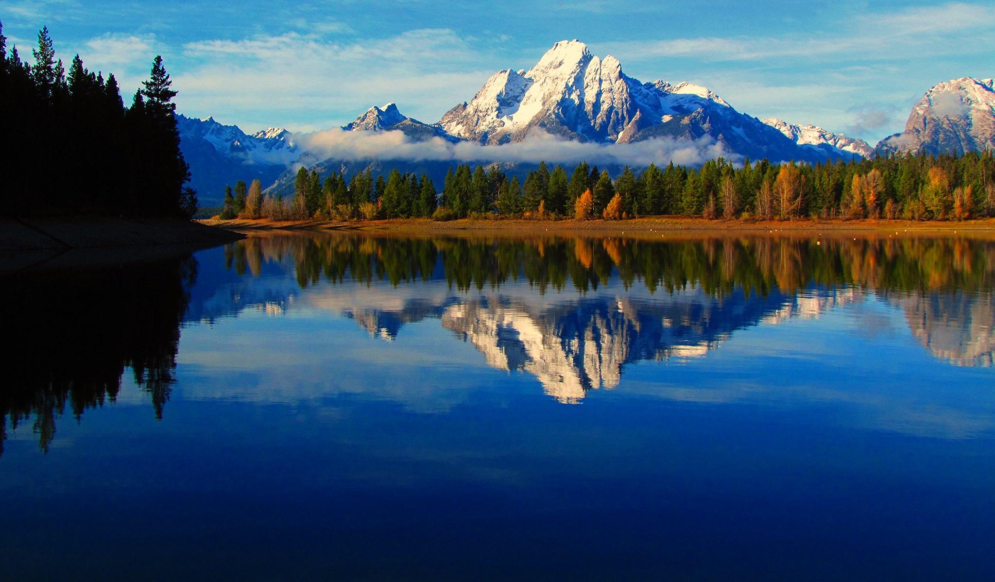 112666 papel de parede 720x1520 em seu telefone gratuitamente, baixe imagens Natureza, Montanhas, Eua, Lago, Reflexão, Estados Unidos, Wyoming 720x1520 em seu celular