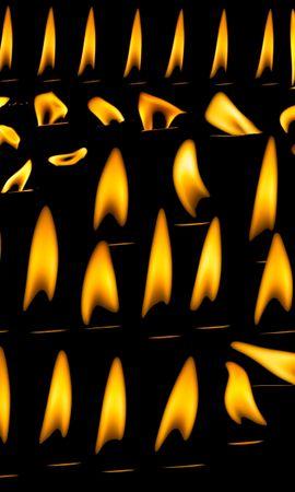 113688 завантажити шпалери Різне, Свічки, Вогонь, Горіти, Записати, Полум'я, Темний - заставки і картинки безкоштовно