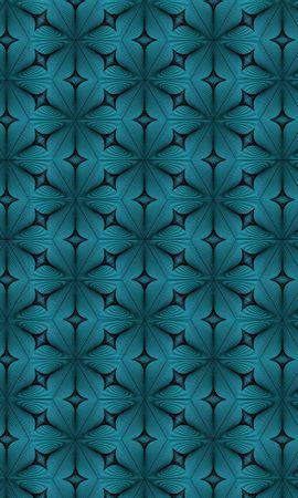 130842 baixe gratuitamente papéis de parede de Turquesa para seu telefone, Texturas, Textura, Padrão, Geométrico, Simetria, Linhas imagens e protetores de tela de Turquesa para seu celular
