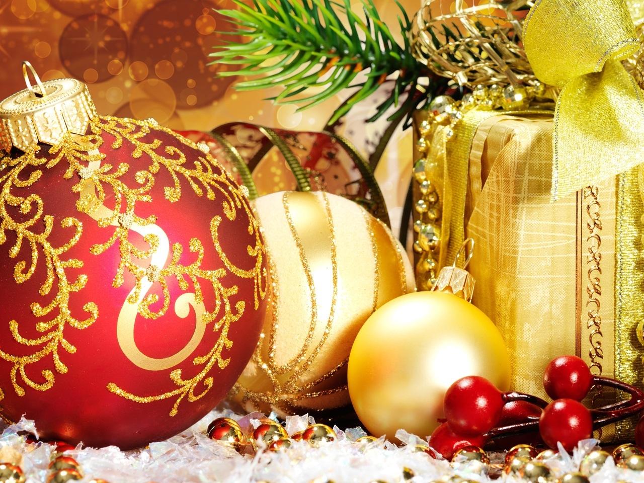 36155 descargar fondo de pantalla Vacaciones, Año Nuevo: protectores de pantalla e imágenes gratis