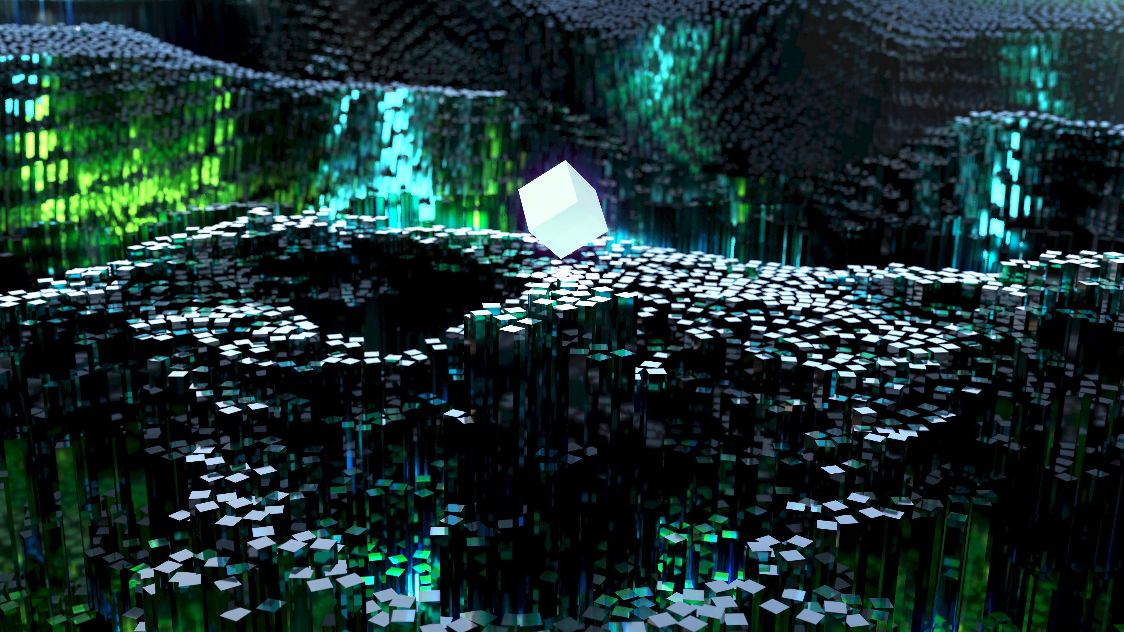 114550 télécharger le fond d'écran Cube, Formes, Forme, Le Volume, Volume, 3D - économiseurs d'écran et images gratuitement