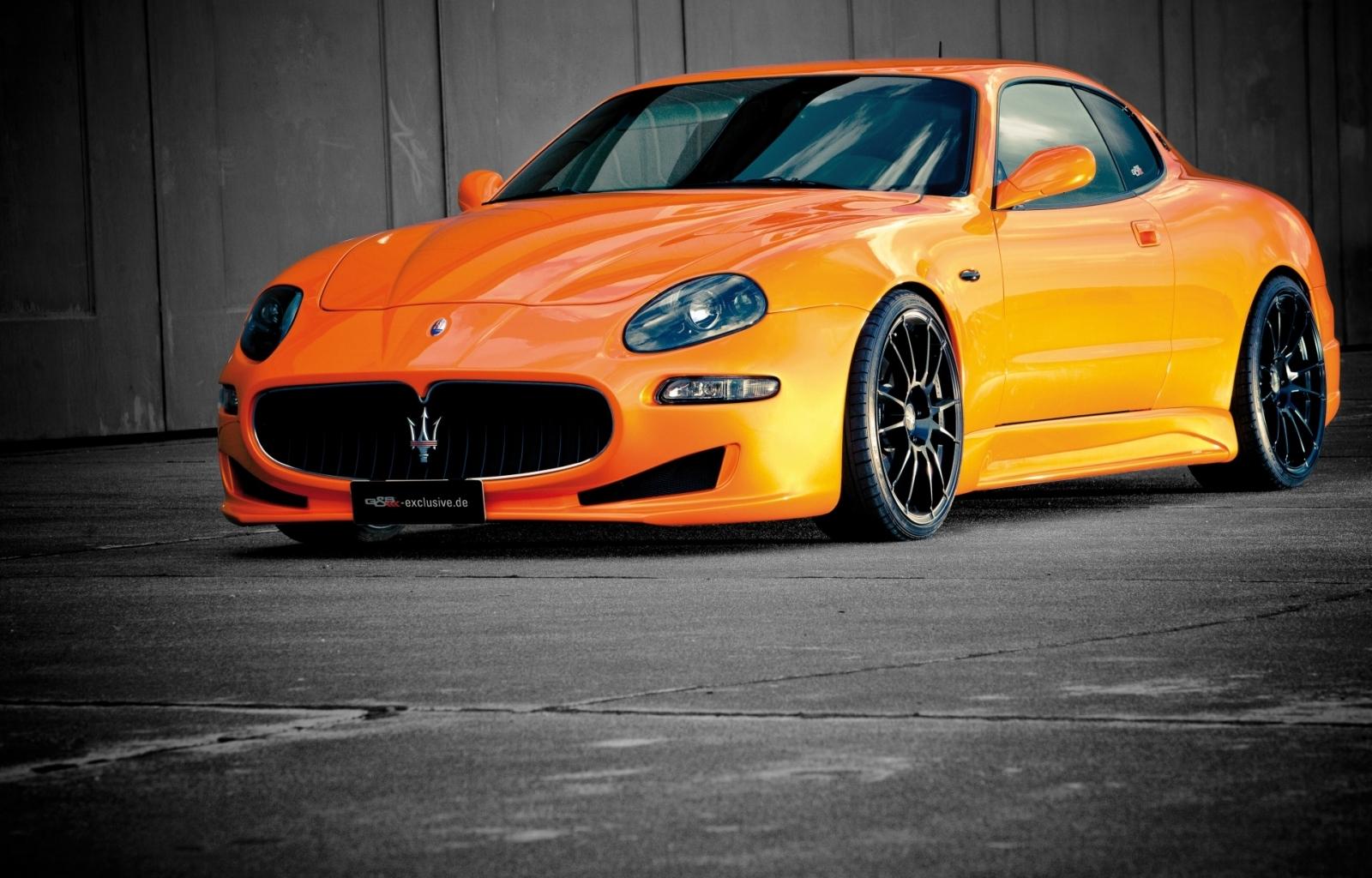 45614 скачать обои Транспорт, Машины, Мазератти (Maserati) - заставки и картинки бесплатно