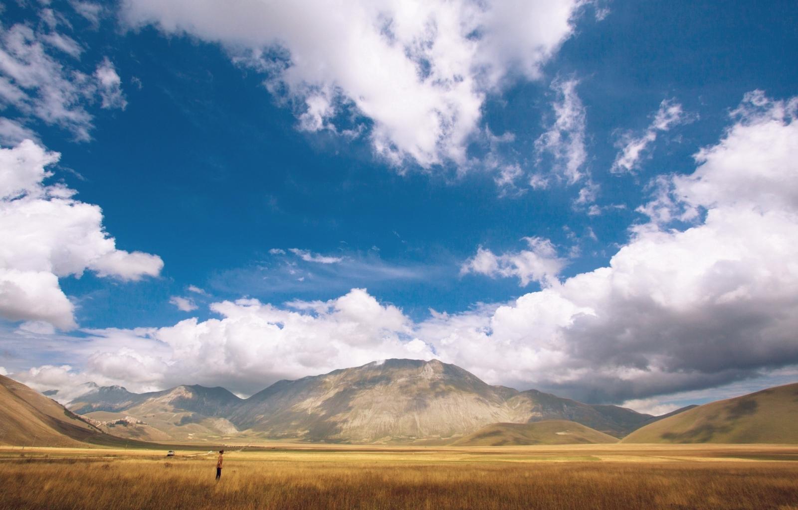 29051 скачать обои Пейзаж, Горы, Облака - заставки и картинки бесплатно