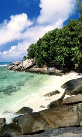 31318 скачать обои Пейзаж, Море, Пляж - заставки и картинки бесплатно