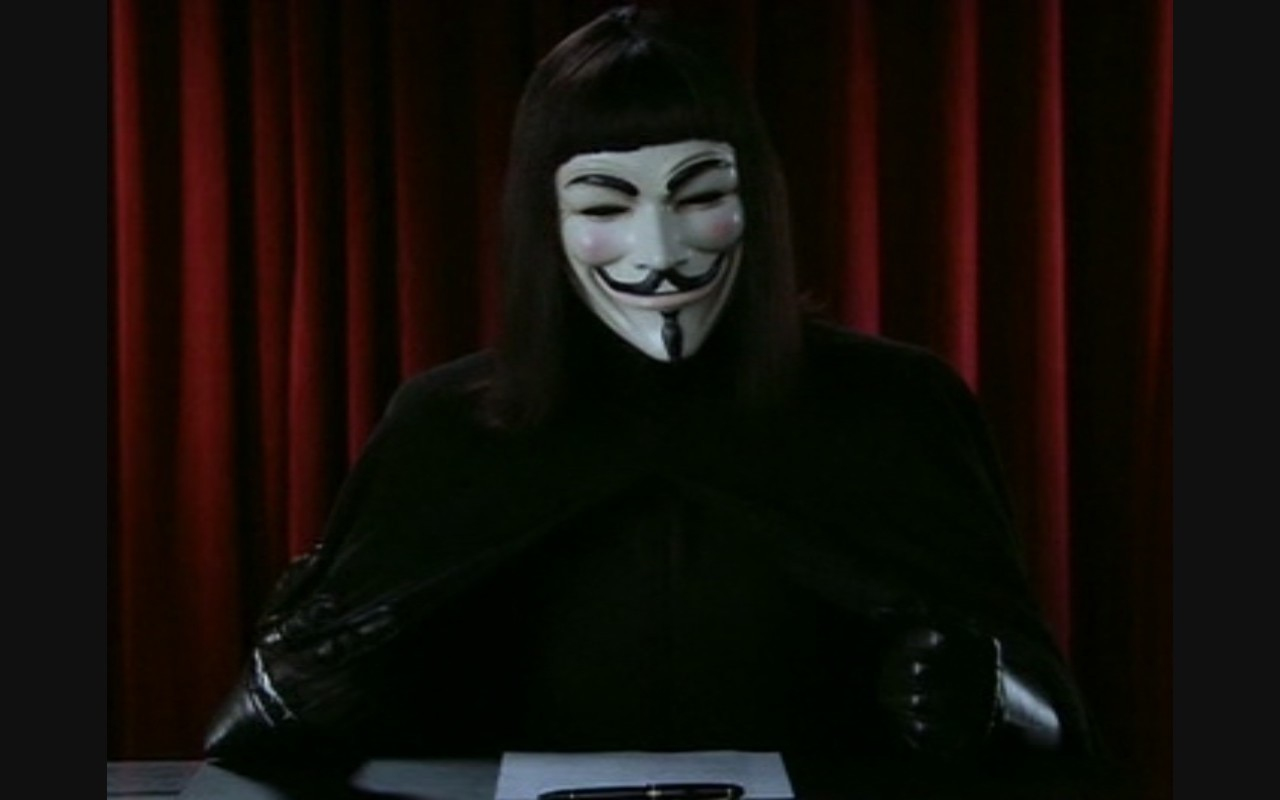 14497 download wallpaper Cinema, V For Vendetta screensavers and pictures for free