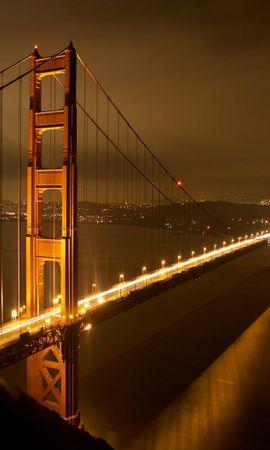 35460 скачать обои Пейзаж, Мосты, Архитектура - заставки и картинки бесплатно