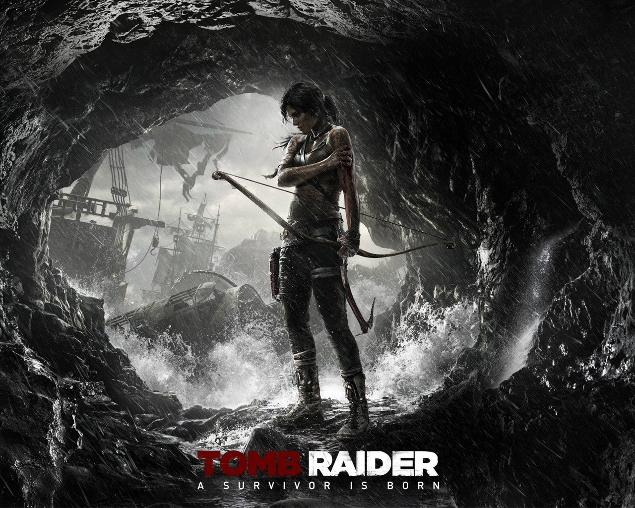 20934 télécharger le fond d'écran Jeux, Tomb Raider - économiseurs d'écran et images gratuitement