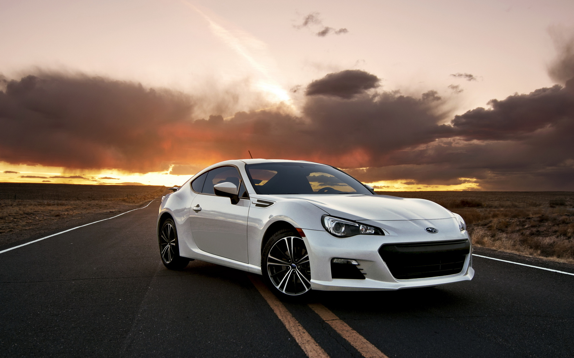98025 download wallpaper Cars, Subaru Brz, Subaru, Auto, Road screensavers and pictures for free