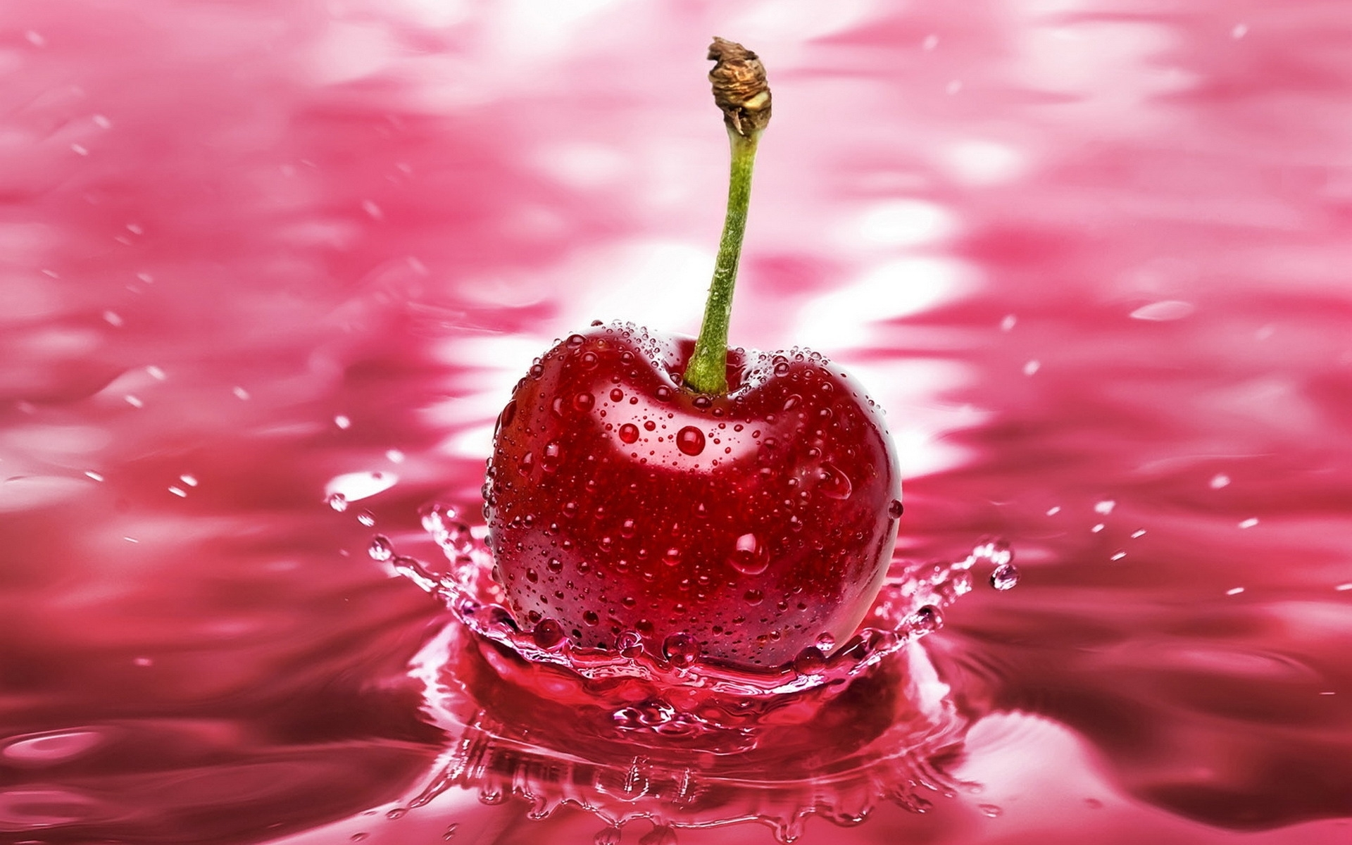 42526 download wallpaper Cherry, Objects screensavers and pictures for free