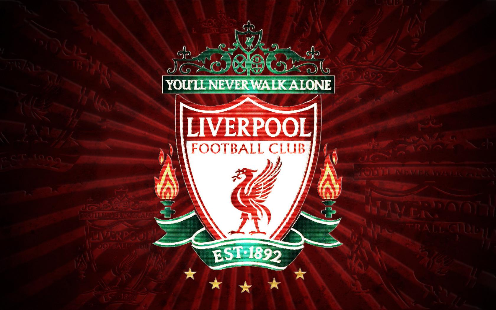 21729 скачать обои Спорт, Фон, Логотипы, Футбол, Ливерпуль (Liverpool) - заставки и картинки бесплатно