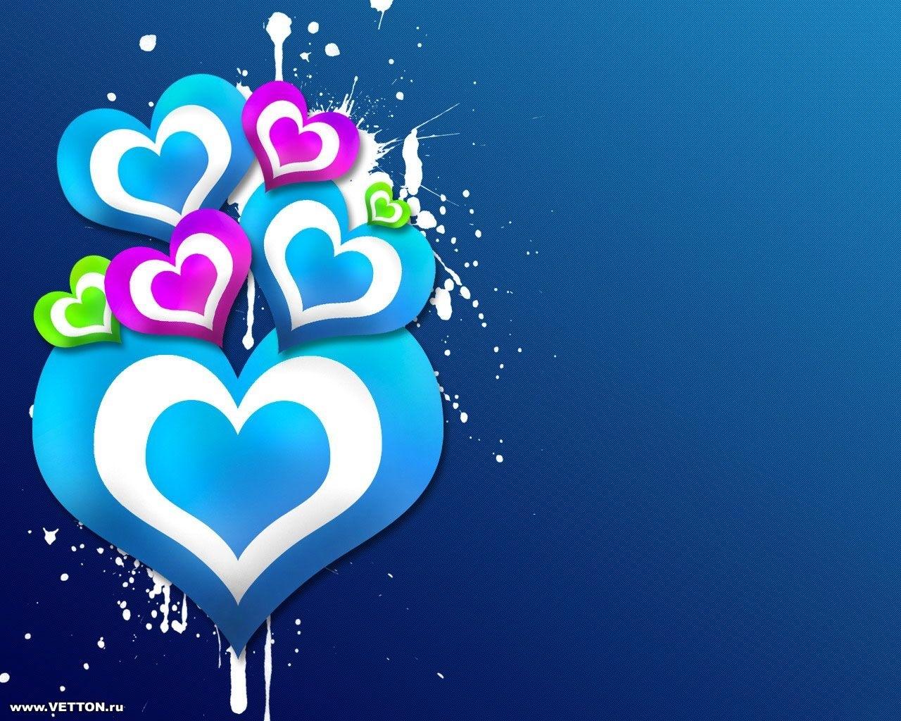 5295 descargar fondo de pantalla Corazones, Amor, Día De San Valentín, Imágenes: protectores de pantalla e imágenes gratis