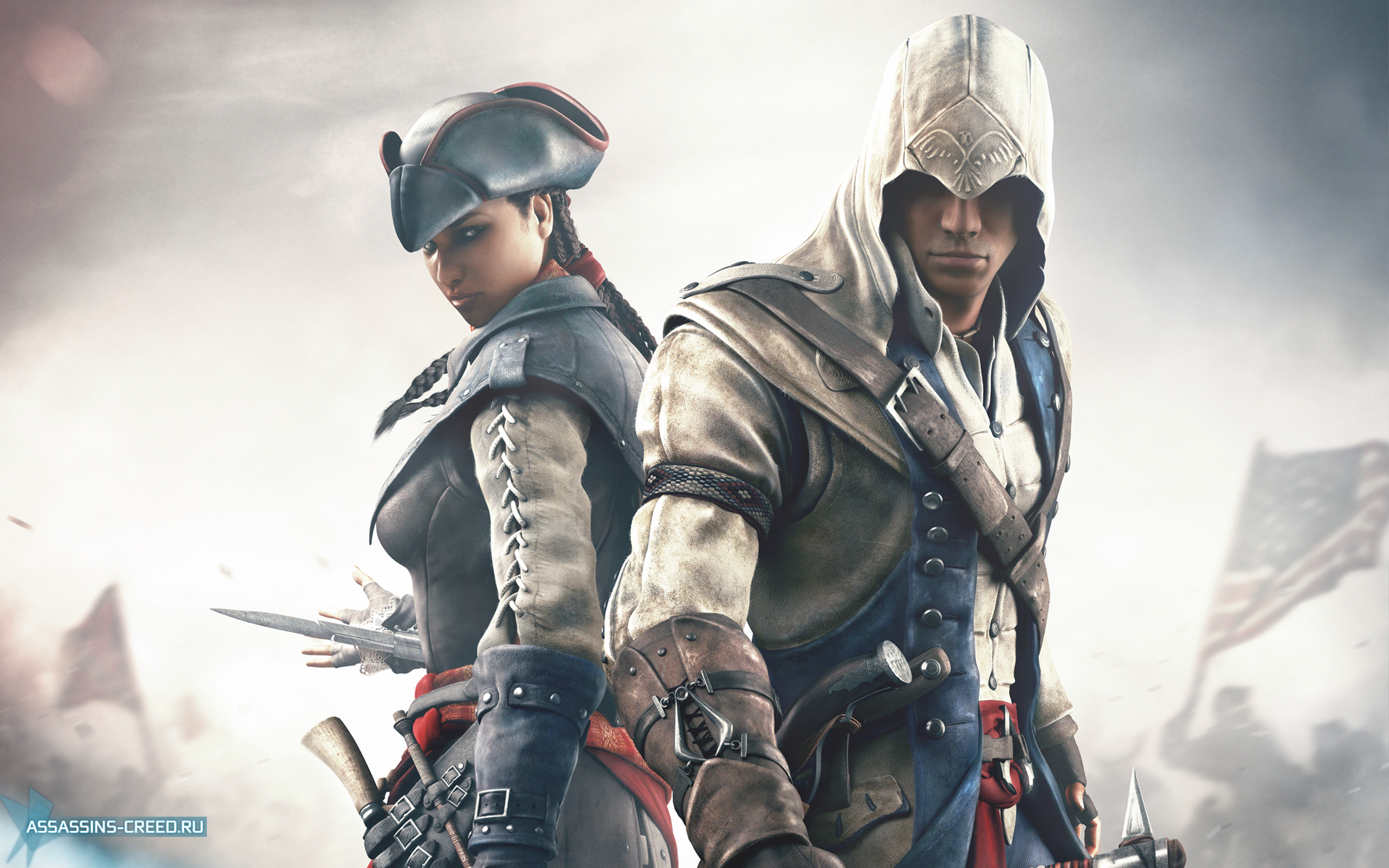 18121 download wallpaper Games, Assassin's Creed screensavers and pictures for free