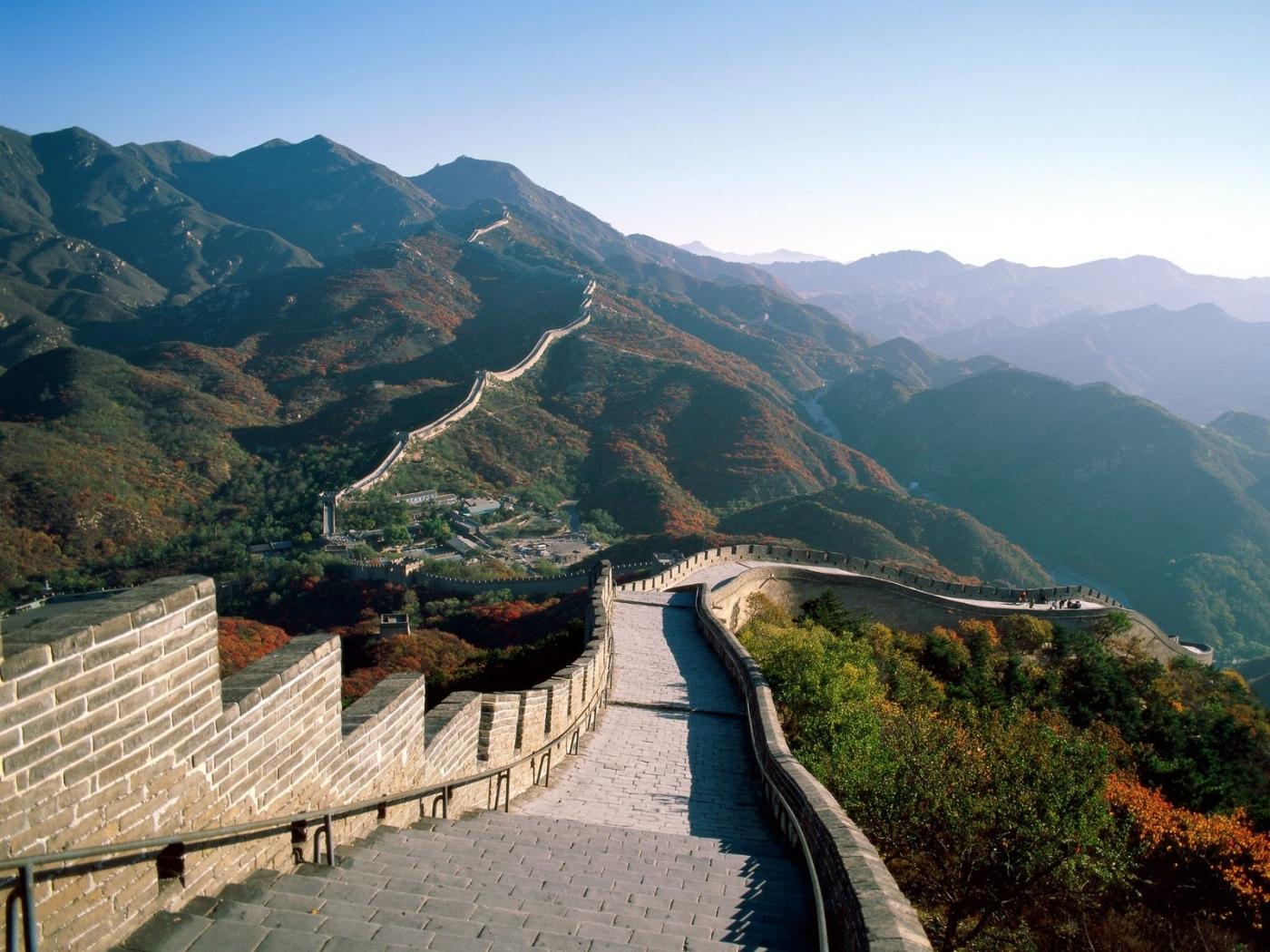 33553 fond d'écran 1080x2340 sur votre téléphone gratuitement, téléchargez des images La Grande Muraille De Chine, Paysage, L'architecture 1080x2340 sur votre mobile