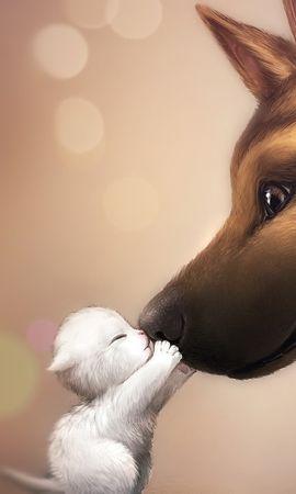 11626 Protetores de tela e papéis de parede Imagens em seu telefone. Baixe Animais, Gatos, Cães, Amizade, Amor, Imagens fotos gratuitamente