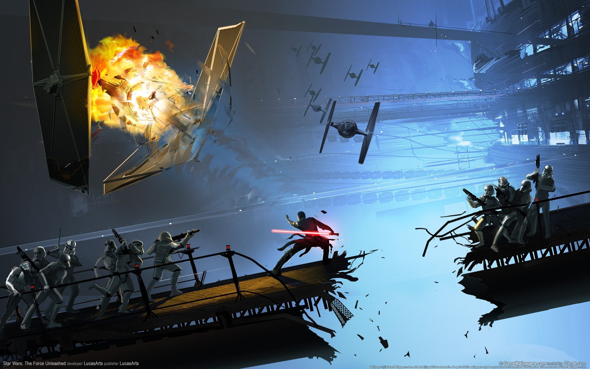 4596 download wallpaper Games, Star Wars, Pictures screensavers and pictures for free