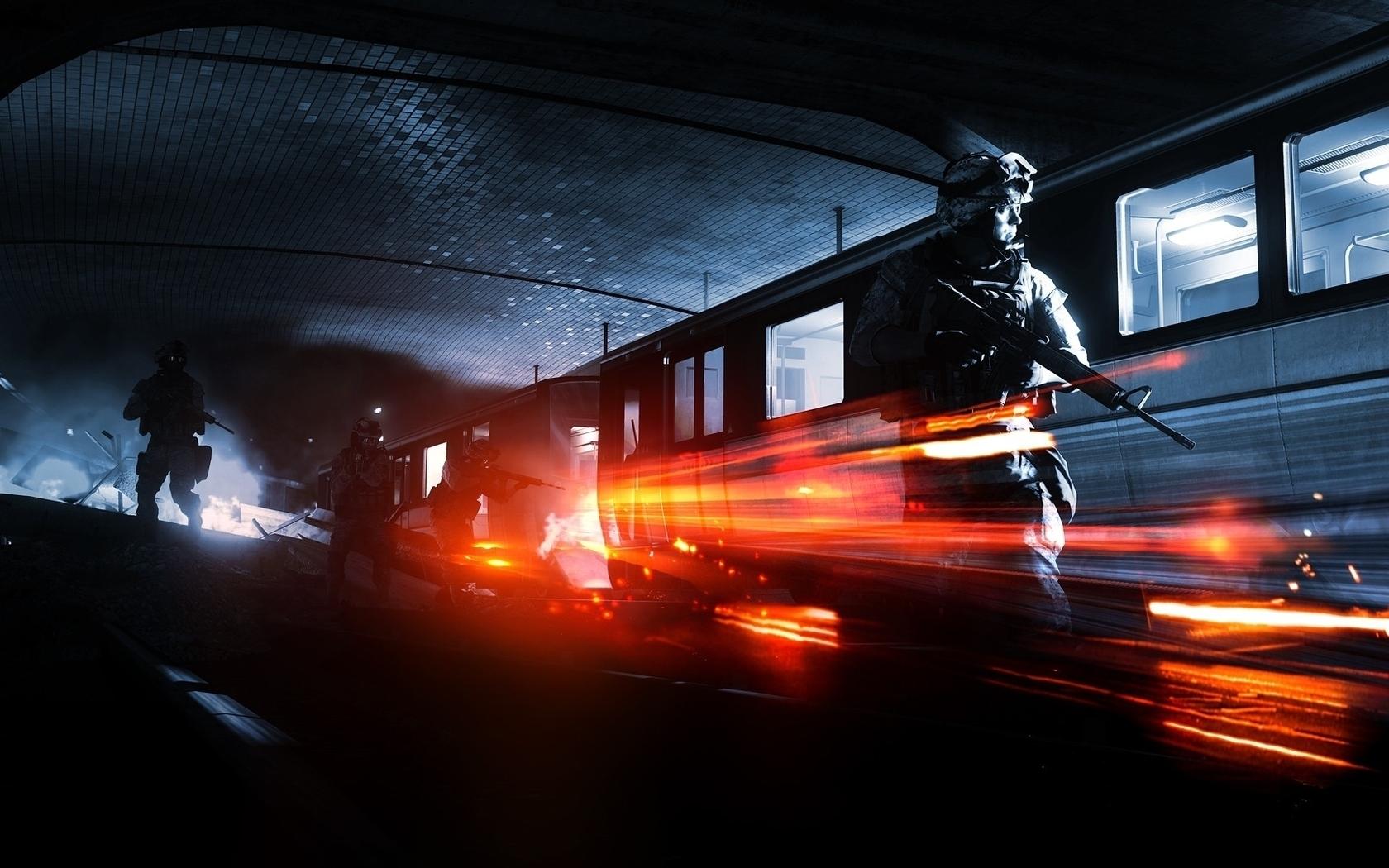 25087 Hintergrundbild herunterladen Spiele, Schlachtfeld - Bildschirmschoner und Bilder kostenlos