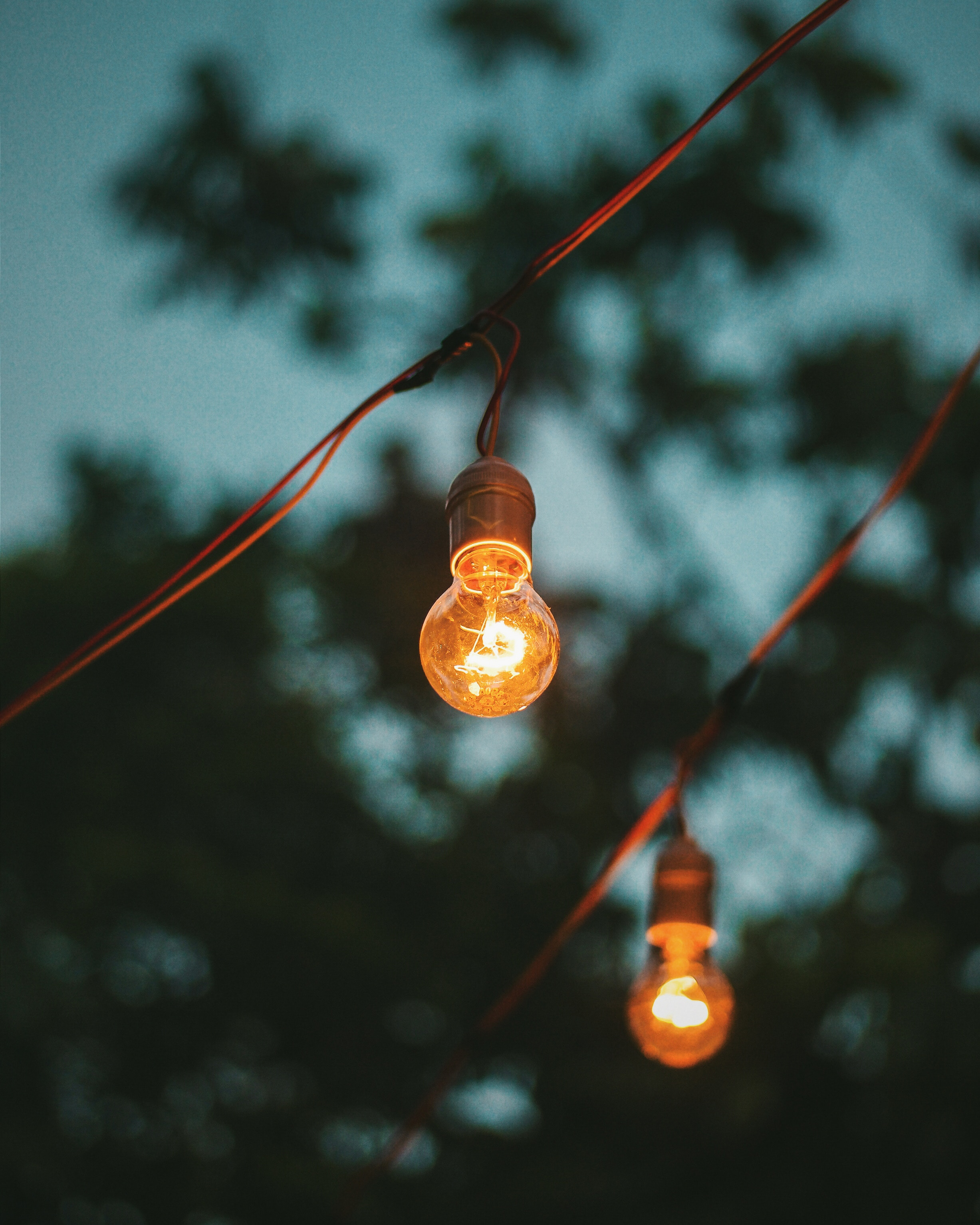 128006 Screensavers and Wallpapers Lamp for phone. Download Shine, Light, Miscellanea, Miscellaneous, Blur, Smooth, Lamp, Wires, Wire, Electricity pictures for free