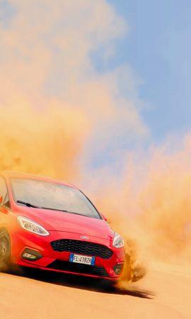 83234 Заставки и Обои Пустыня на телефон. Скачать Тачки (Cars), Форд (Ford), Песок, Дрифт, Пустыня картинки бесплатно
