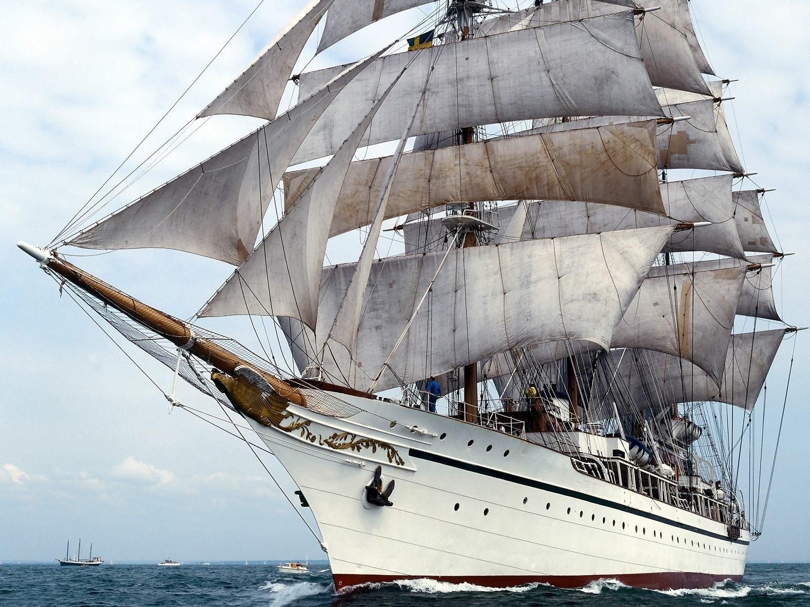 776 скачать обои Транспорт, Корабли, Море - заставки и картинки бесплатно