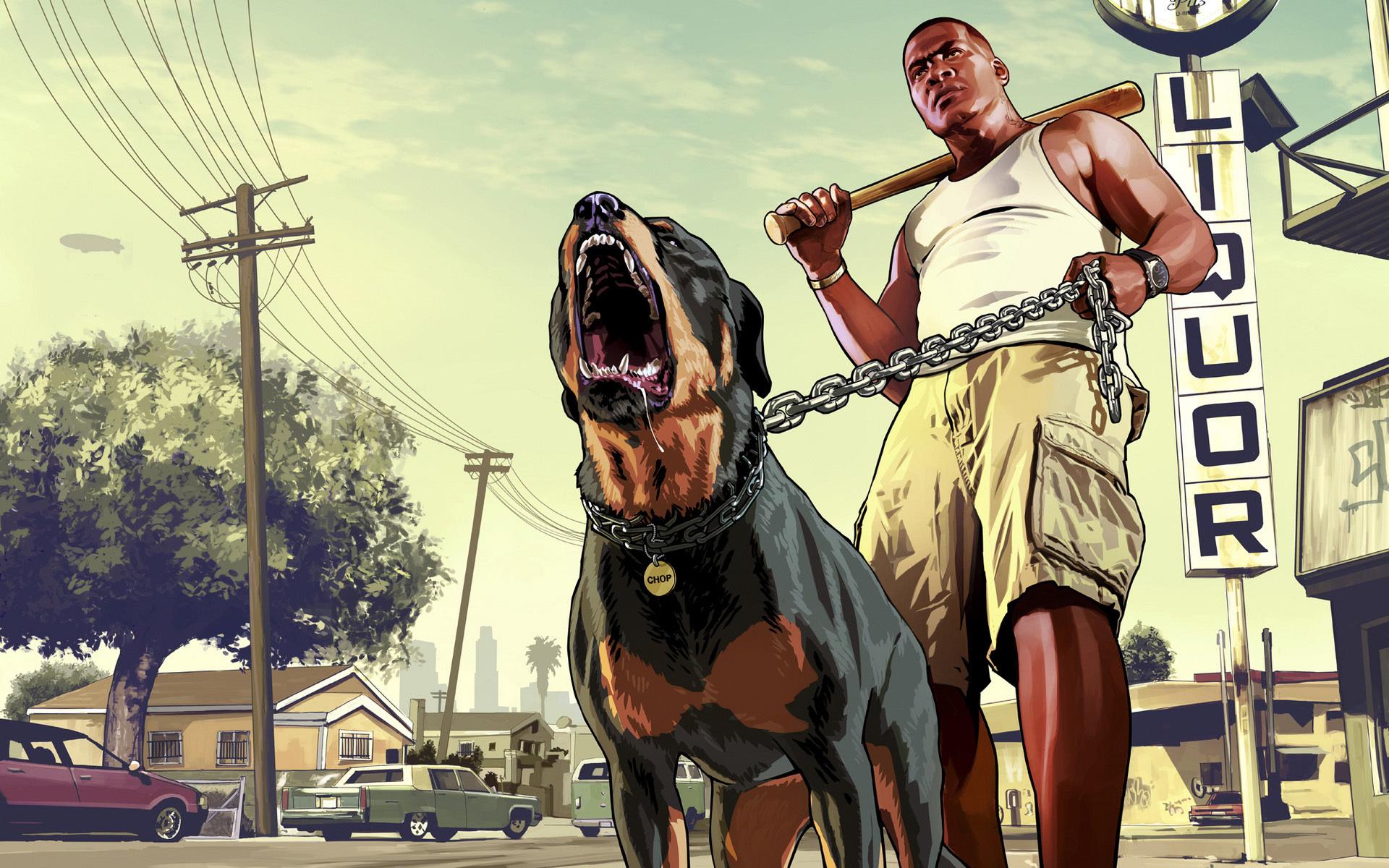 21762 Hintergrundbild herunterladen Spiele, Grand Theft Auto (Gta) - Bildschirmschoner und Bilder kostenlos