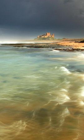45842 baixar papel de parede Paisagem, Mar, Praia - protetores de tela e imagens gratuitamente
