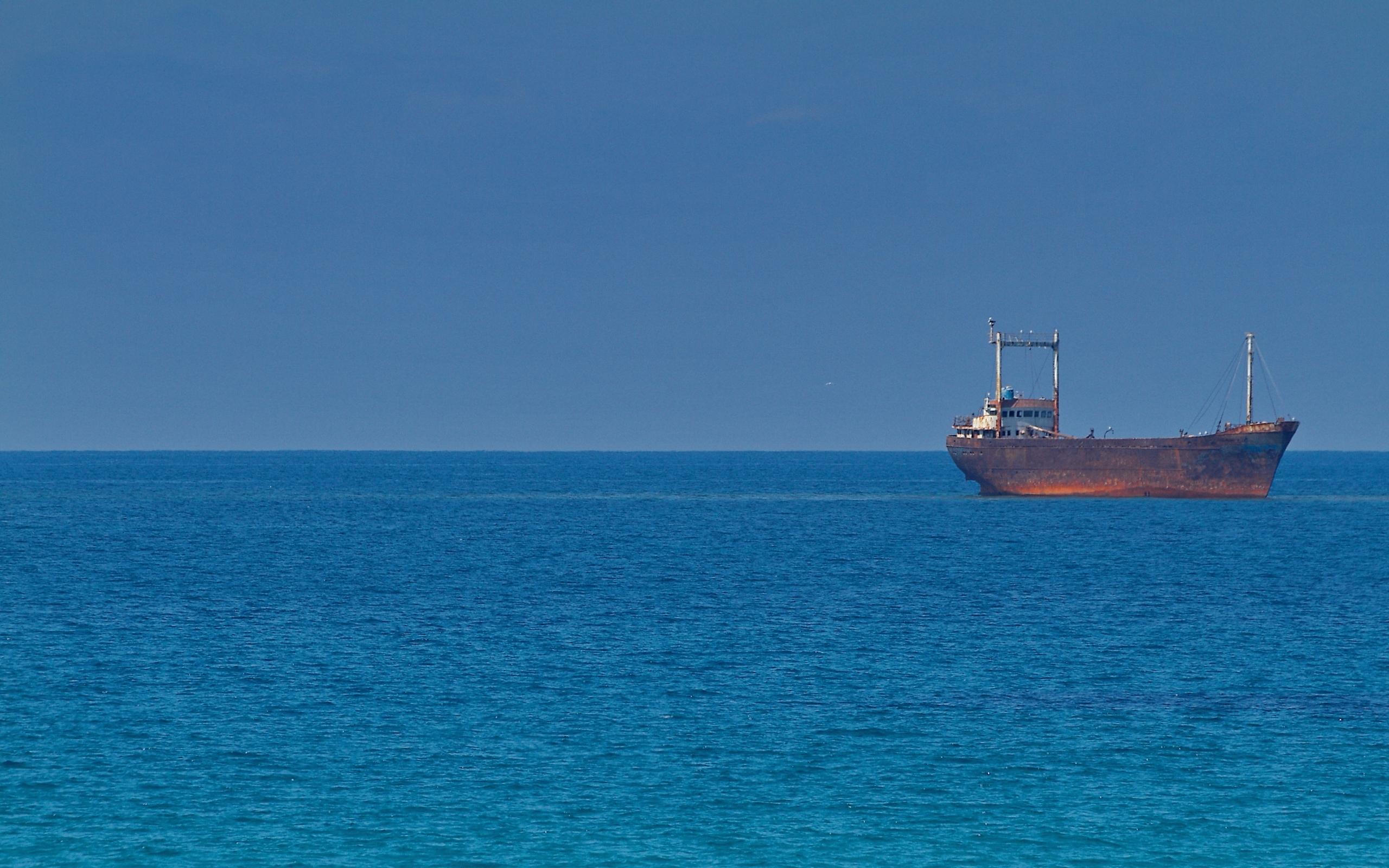 24857 скачать обои Транспорт, Пейзаж, Корабли, Море - заставки и картинки бесплатно