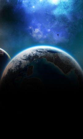 6785 télécharger le fond d'écran Paysage, Planètes, Univers - économiseurs d'écran et images gratuitement