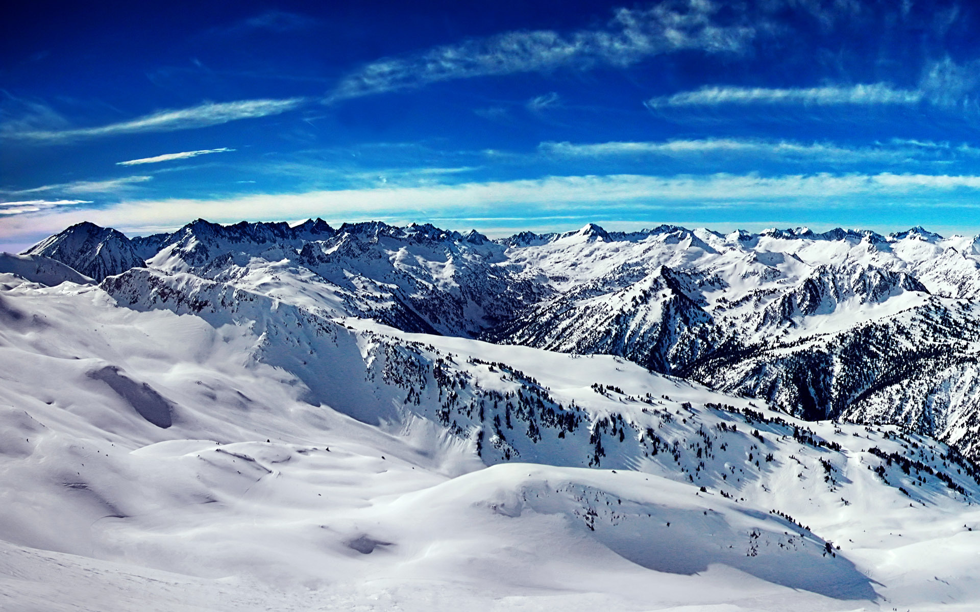 14905 скачать обои Пейзаж, Горы, Снег - заставки и картинки бесплатно