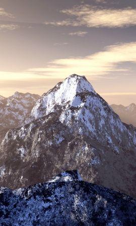 35672 télécharger le fond d'écran Paysage, Montagnes - économiseurs d'écran et images gratuitement