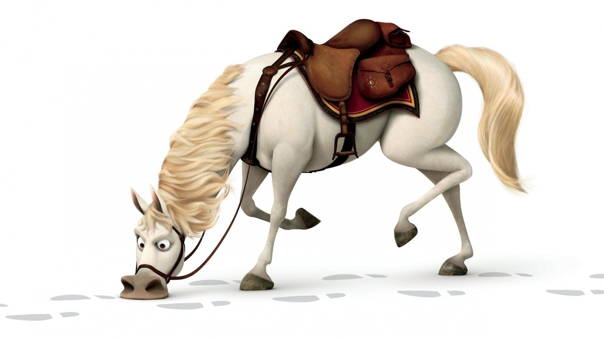 42105 скачать обои Животные, Лошади, Рисунки - заставки и картинки бесплатно