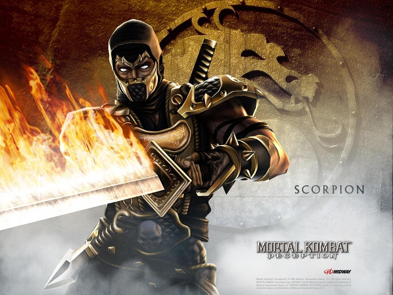 3876 скачать обои Игры, Арт, Мортал Комбат (Mortal Kombat) - заставки и картинки бесплатно