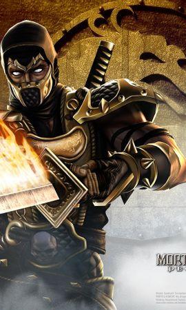 3876 télécharger le fond d'écran Jeux, Art, Mortal Kombat - économiseurs d'écran et images gratuitement