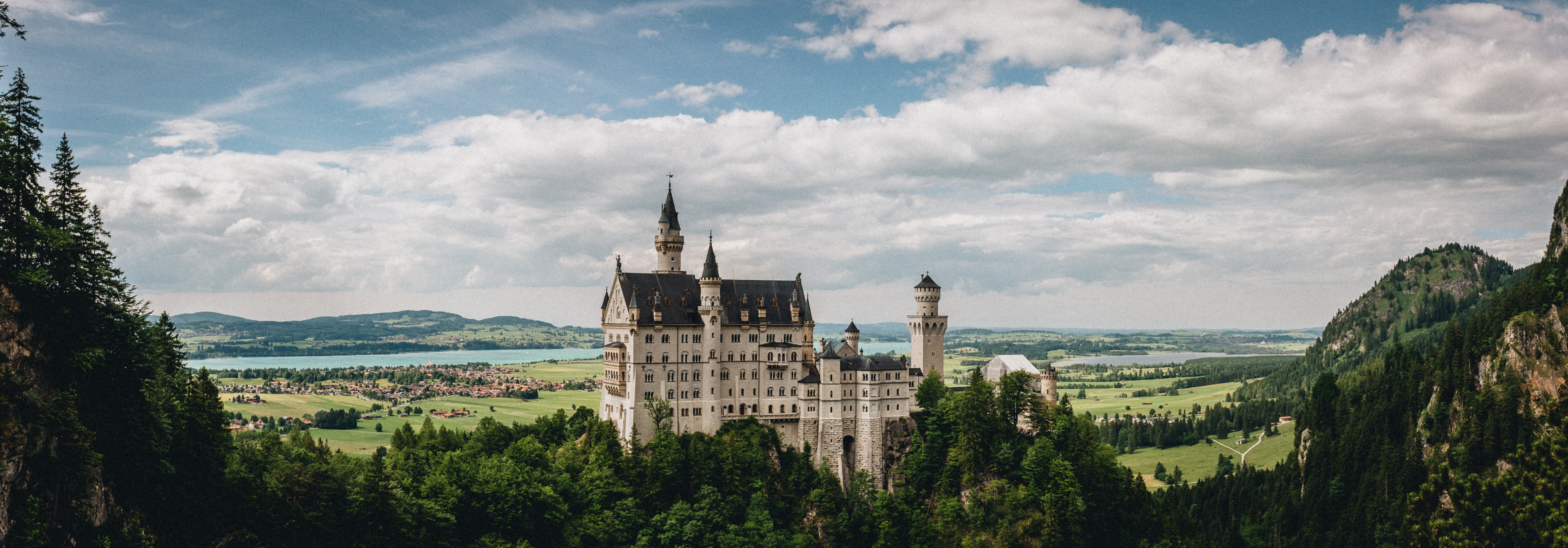 98667 Screensavers and Wallpapers Cities for phone. Download Cities, Lock, Germany, Bavaria, Neuschwanstein pictures for free