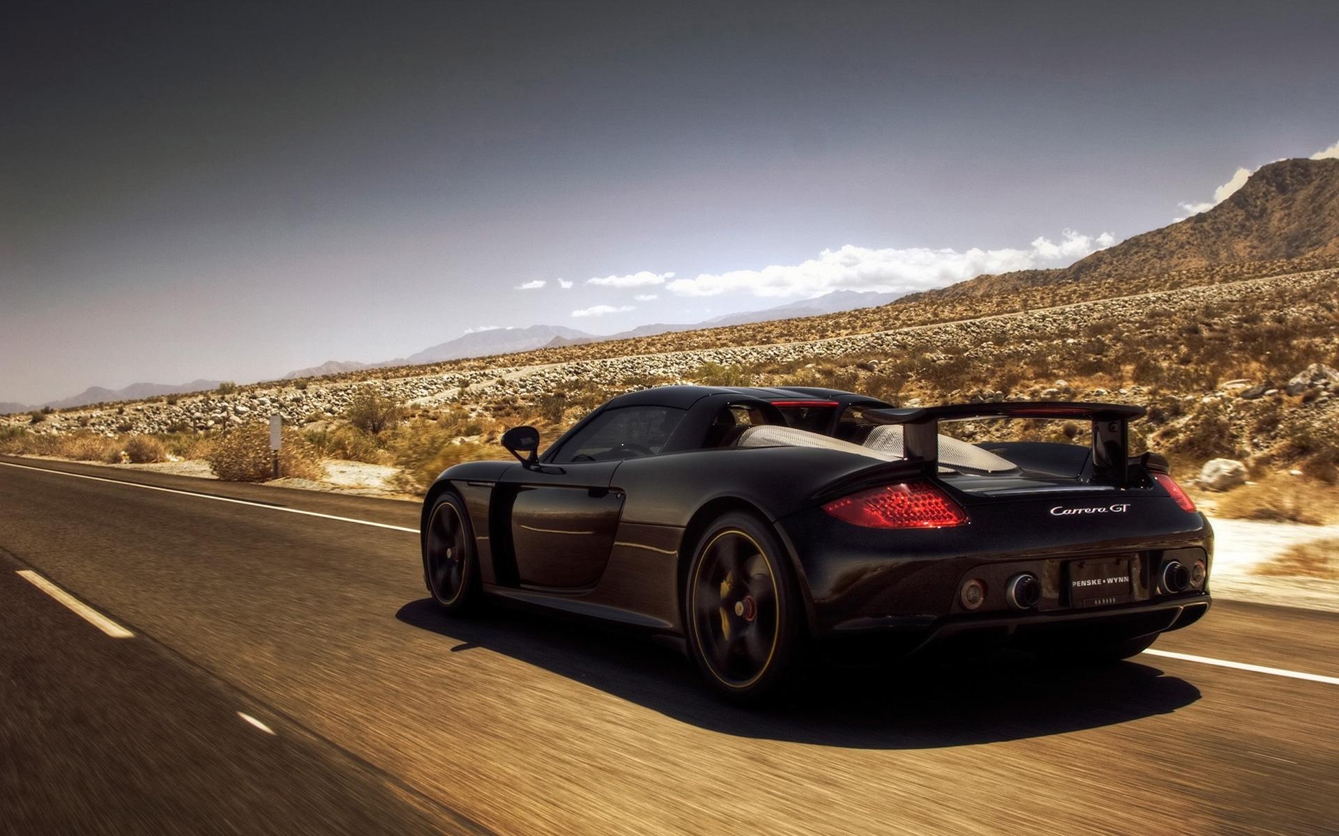 44057 скачать обои Транспорт, Пейзаж, Машины, Порш (Porsche) - заставки и картинки бесплатно