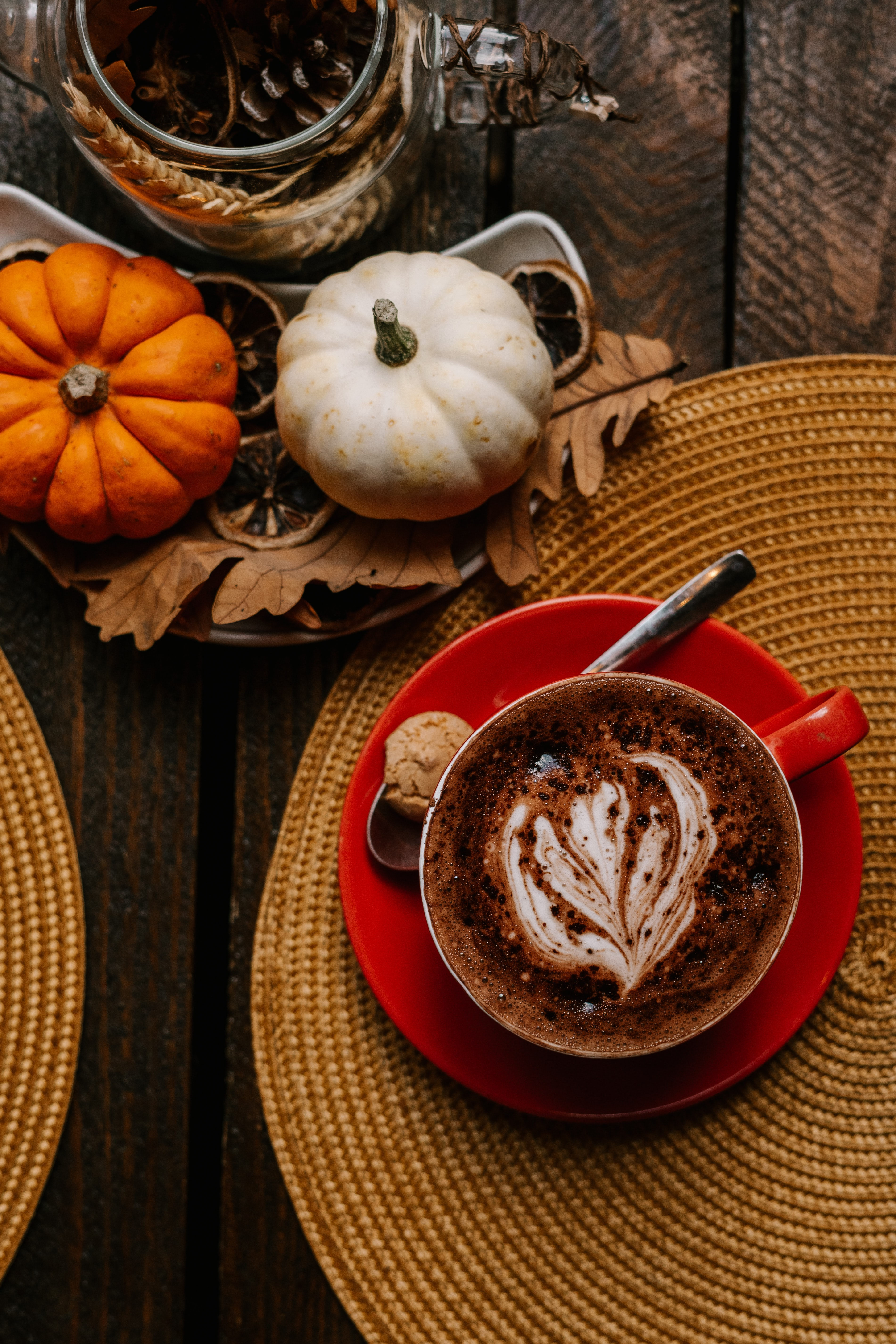 92198 Screensavers and Wallpapers Pumpkin for phone. Download Food, Coffee, Pumpkin, Cup, Drink, Beverage pictures for free